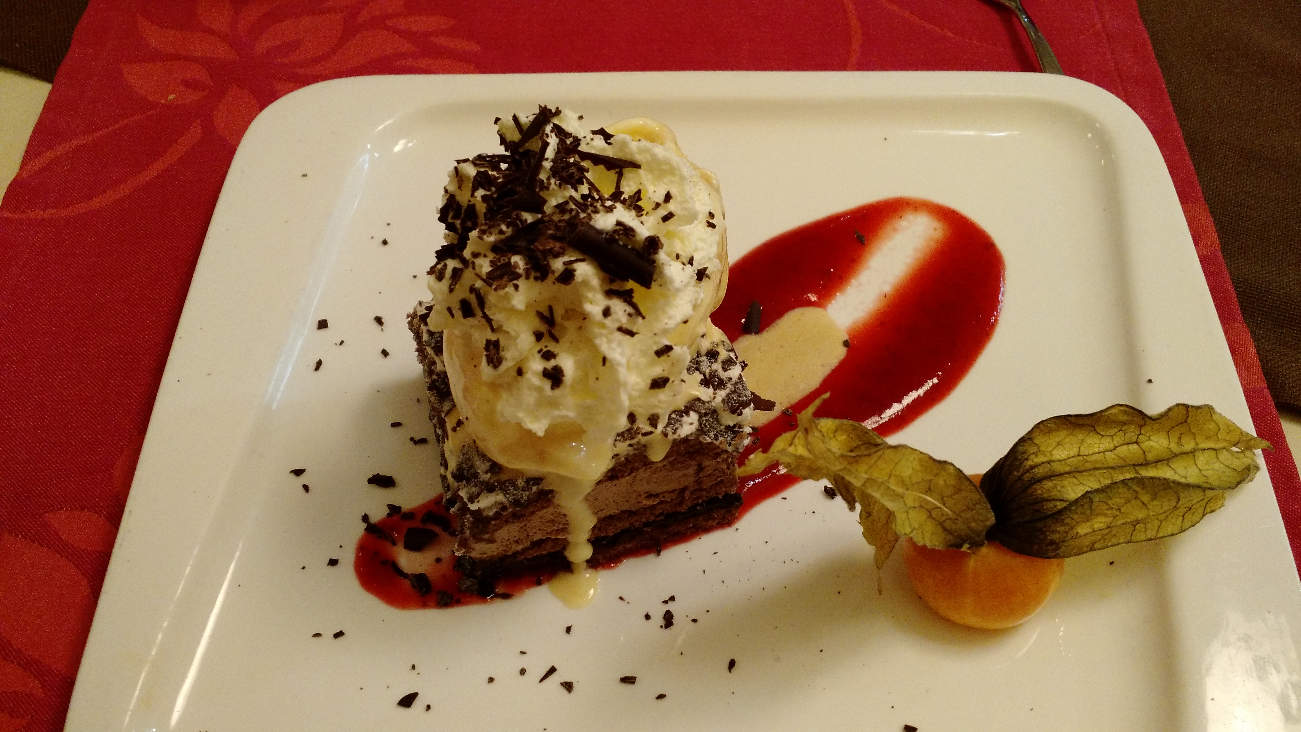 What is a fairly easy dessert to make from a Spanish speaking country?