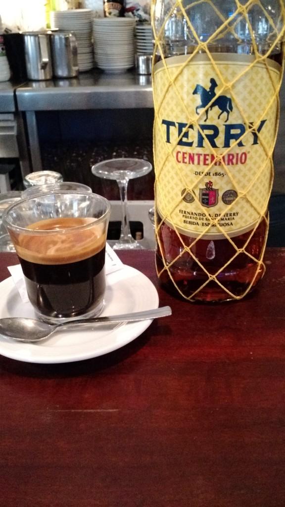 carajillo cafe coffee spain españa zaragoza cafe colonial espresso