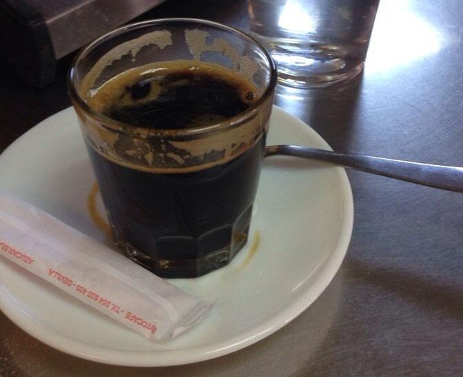 cafe solo spain españa